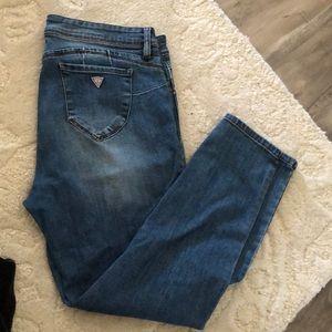 Guess women jeans size 32